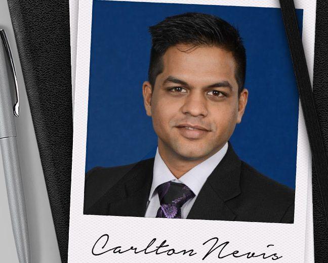 Carlton Nevis