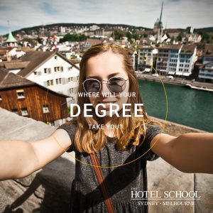 THS degree takes you