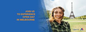 THS Open Day Melbourne