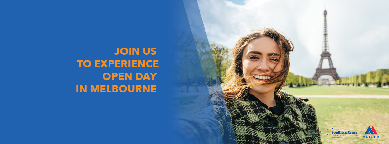 Open Day Melbourne banner