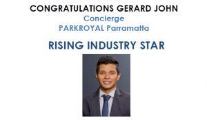 Rising Industry Star