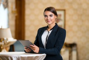 You're working or studying in hospitality and / or tourism