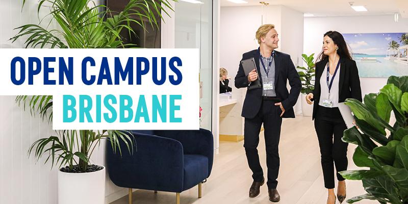 Brisbane Open Campus 2021